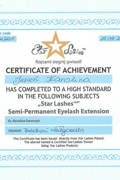 CERT_StarOfLashes_StarLashes_2011_543415
